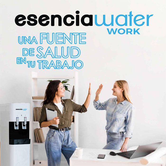 Fuente de agua Esencia Water
